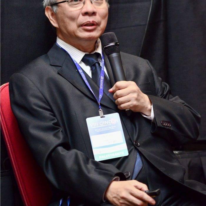 Dr. Hong Jin Pai - CINDOR USP 2018