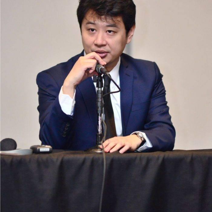 Dr. Marcus Yu Bin Pai