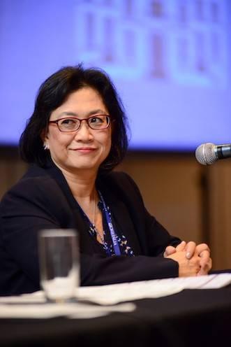 Prof. Dra. Lin Tchia Yeng